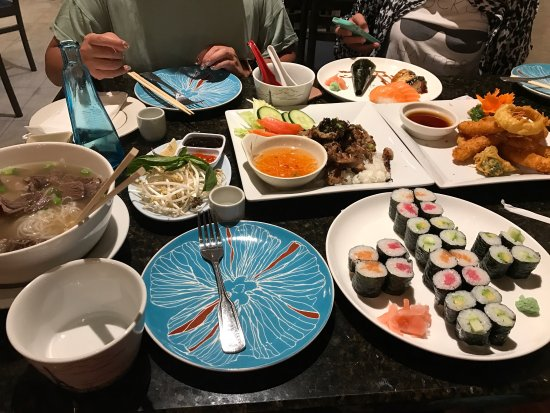 All You Can Eat Japanese Food Orlando