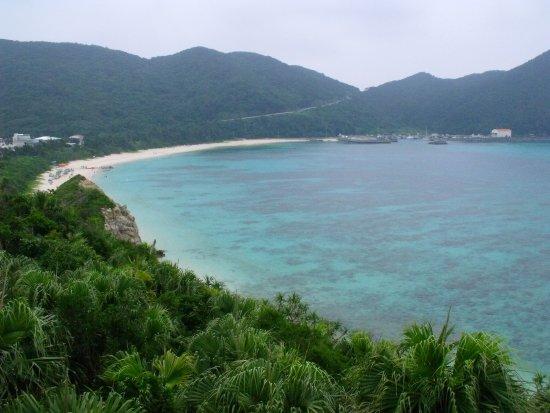 Tokashiki-son, Japan: Fascinating beach