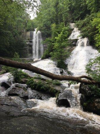 Sunset, Carolina del Sur: Twin Falls!