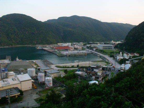 Tokashiki-son, Japan: Lovely little village and port