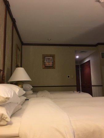 Hilton Princess San Pedro Sula : Habitación en piso ejecutivo, muy cómoda y placentera mi estadía