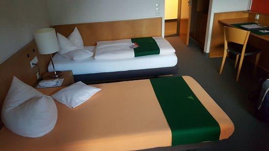 Ohlstadt, เยอรมนี: Hotel Alpenblick