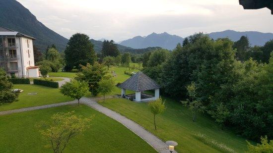 Ohlstadt, Tyskland: Hotel Alpenblick