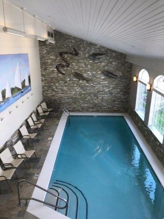 York Harbor, ME: indoor pool