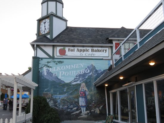 Keyport, WA: Nearby town with a lot of charm and great shopping.