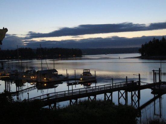 Keyport, WA: Lovely evening shot.