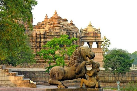 Khajuraho Heritage And Temple Tour