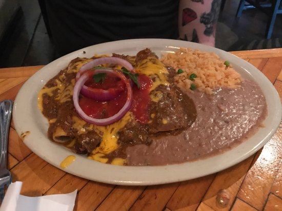 Photo4 Jpg Picture Of Desperados Mexican Restaurant Garland Tripadvisor
