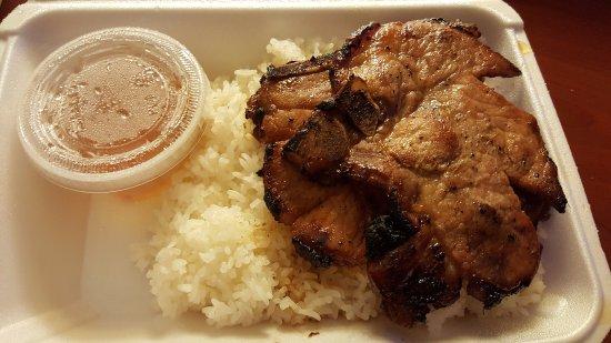 Parsippany, NJ: Meal