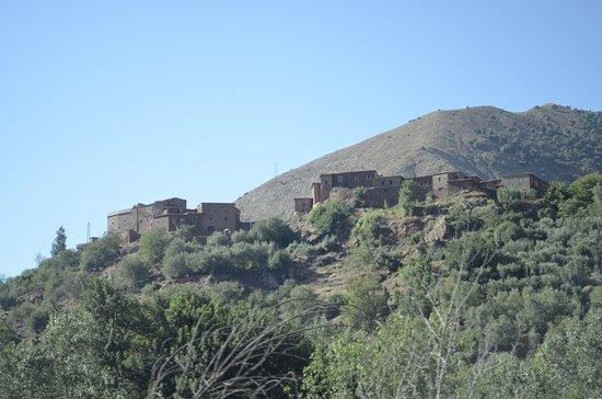 Región de Marrakech-Tensift-El Haouz, Marruecos: The Atlas Mountains