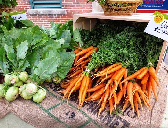 Greenfield, ماساتشوستس: Greenfield Farmers Market