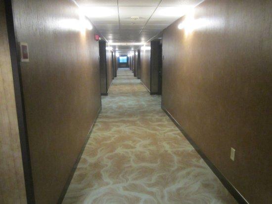 Ριβίρ, Μασαχουσέτη: View of the hallway