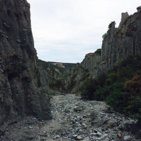 Wairarapa, New Zealand: Pinnacles Track