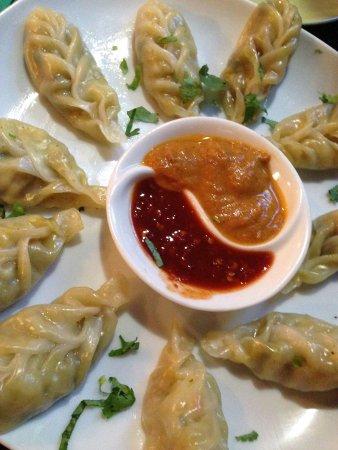 Hurstville, Australia: Momo dumpling