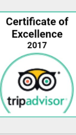 Lamai Beach, Tailandia: V-Versace Tailor has been recognied by tripadvisor awards winner Certificate of  Excellence 2017