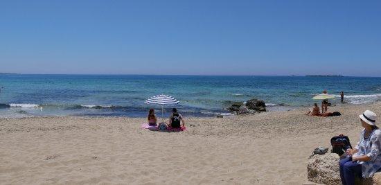 Falassarna, Griechenland: Sandy & Sunny Beach
