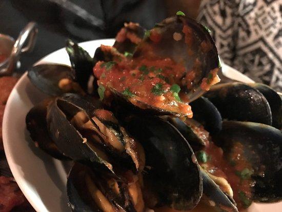 Casula, Australia: Mussels