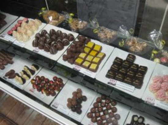 Nundle, Australia: Hande Made beautiful chocolates