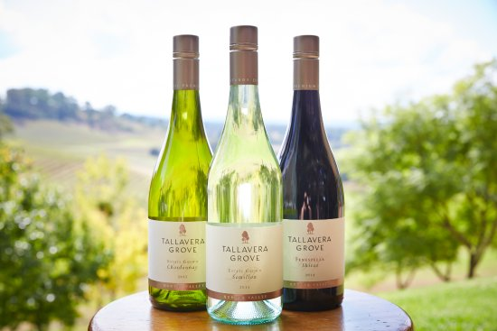 Mount View, Australië: Tallavera Grove wine