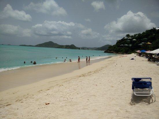 Jolly Harbour, Antigua: Beautiful Valley Church Beach 2