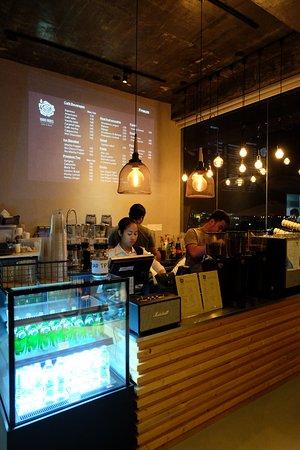 Cordova, Filippine: Cafe