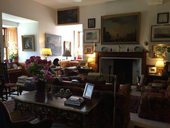 Nairn, UK: Drawing room