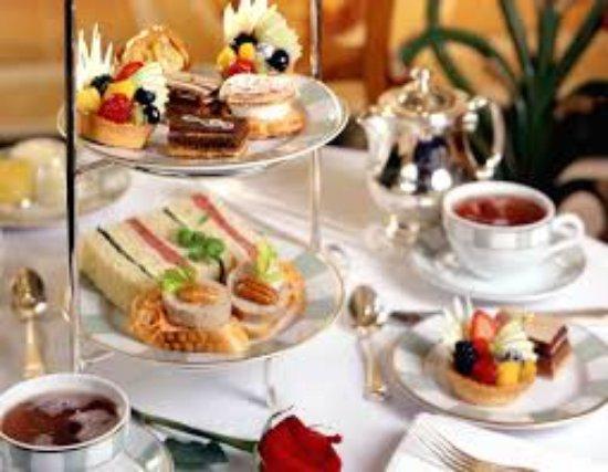 Ilam, UK: A quintessentially English cream tea!