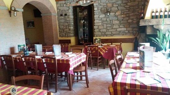 Verghereto, Italia: Altra sala