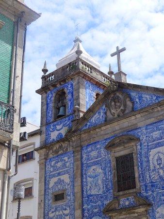 Capela das Almas : Vue extérieure