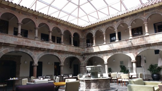 Novotel Cusco: 酒店大堂