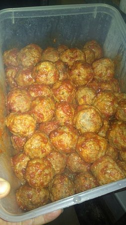 Bondi, Australia: More meatballs!