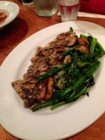 Bondi, Australia: Best quality veal!