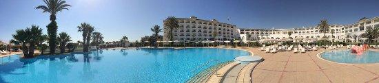 El Mouradi Palm Marina : Pool area