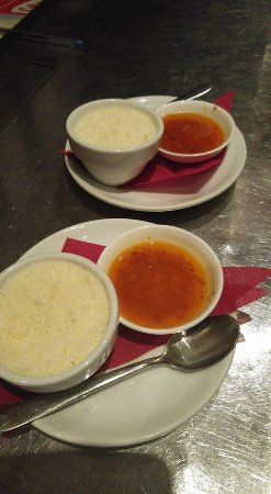 Bondi, Australia: Parmesan and home grown chillis