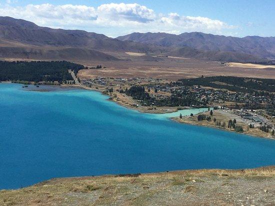 Lake Tekapo Photo