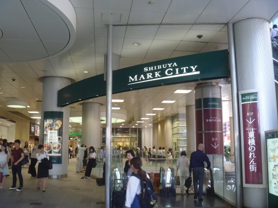 ‪Shibuya Mark City‬