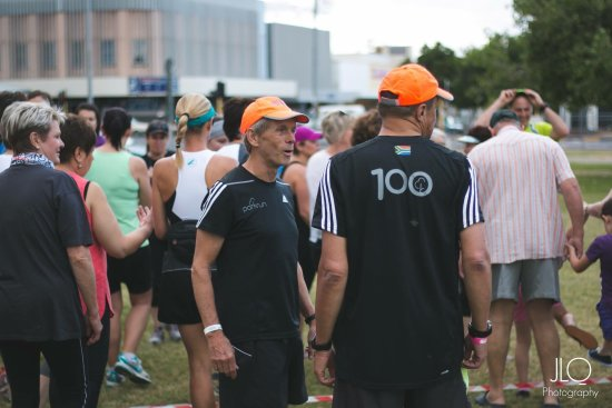 Q-Square Breede River Worcester Park Run ...every Saturday morning at 8h00...5km ...part of the