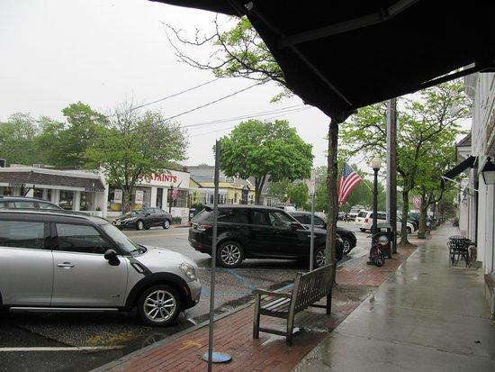Southampton, État de New York : Outside of Citarella - street front