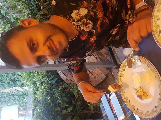Arpaise, Italie : Osteria La buca dei ladroni