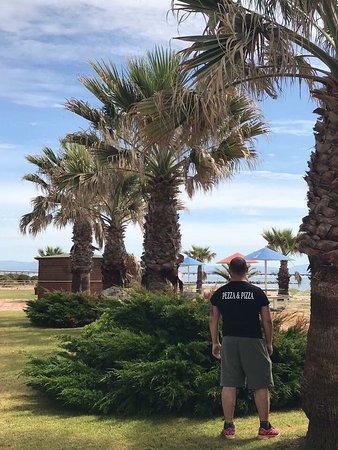 Capoterra, Italië: La Location😍