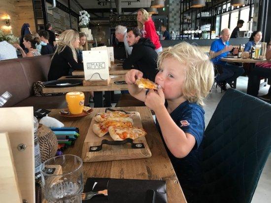 Ouddorp, Нидерланды: lekkere Piza