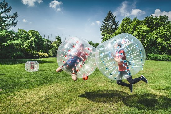 Bubble Football Kraków by Gmoods
