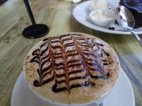 Mareeba, Австралия: Cappuccino