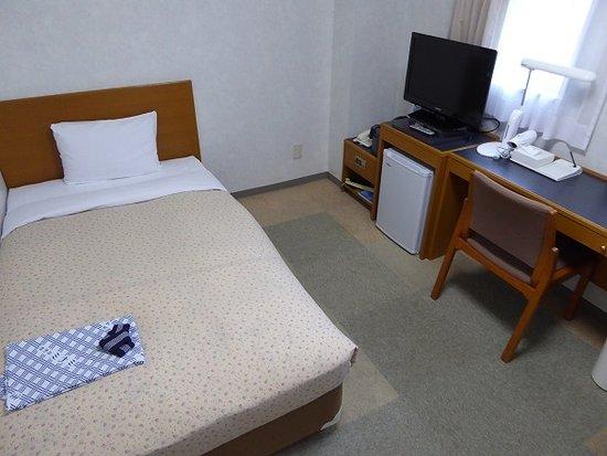 Noshiro, Japón: 宿泊した315号室