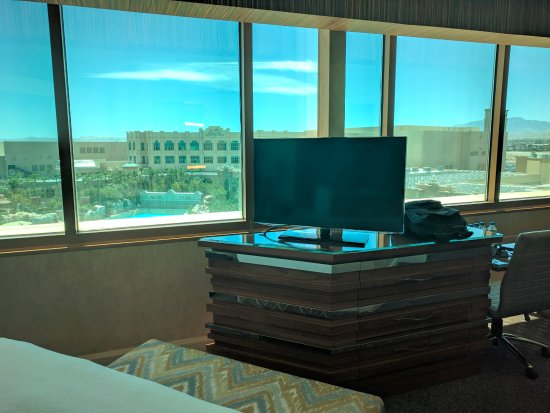 Master King Bedroom In The 2 Bedroom Suite Picture Of Mandalay Bay Resort Casino Las