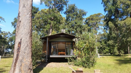 Vincentia, Australia: Worrowing Eco Hut