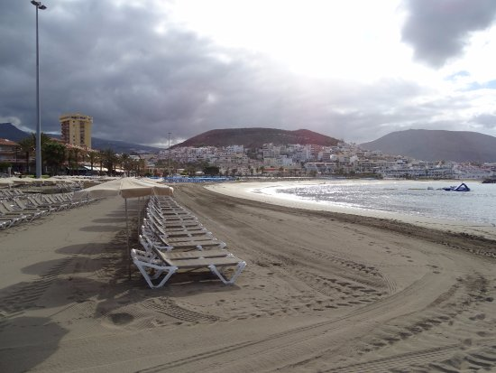 Playa de las Vistas: plage
