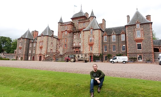 Lauder, UK: Thirlestane Castle