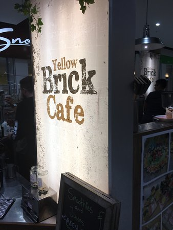 Yellow Brick Cafe