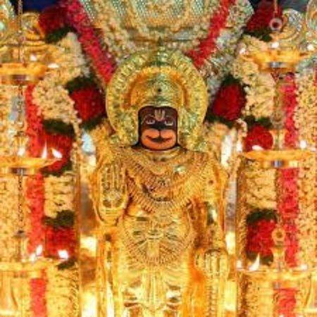 Aluva, อินเดีย: Hanuman